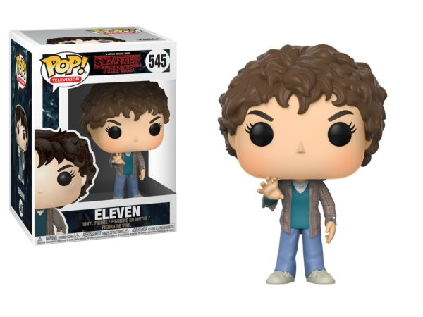 Funko Pop! Television Stranger Things 545 ELEVEN (Not mint) 1