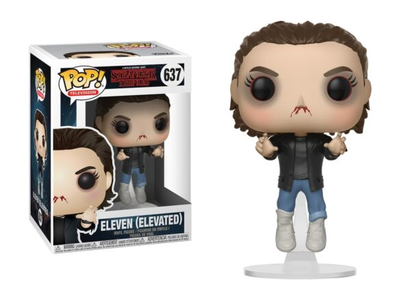 Funko Pop Stranger Things 637 ELEVEN ELEVATED 1