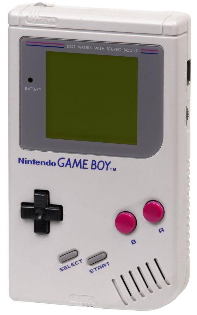 L'histoire de la Gameboy 1