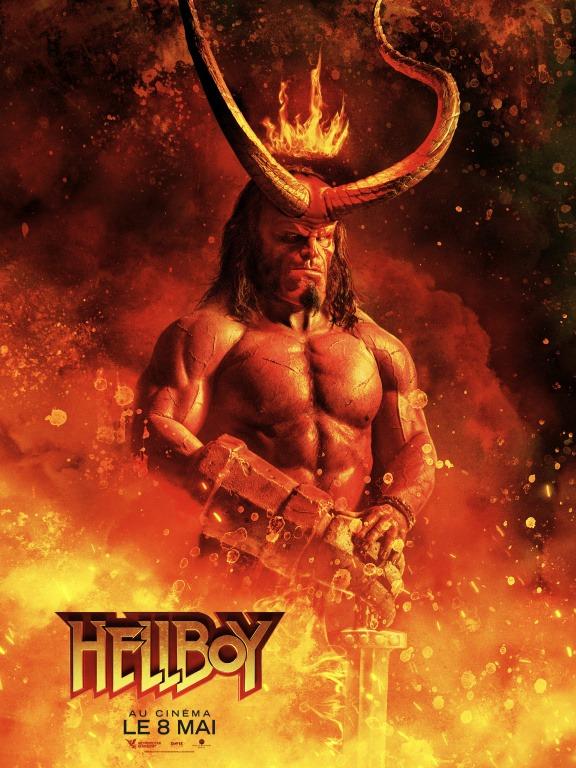 Hellboy Nouvelles Bande-Annonces 8