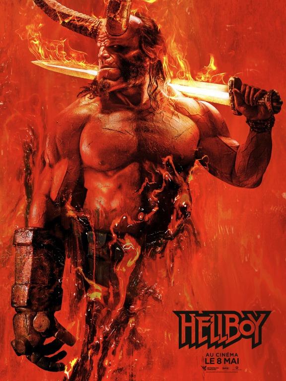 Hellboy Nouvelles Bande-Annonces 7