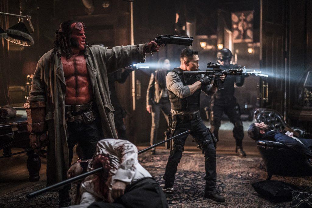 Hellboy Nouvelles Bande-Annonces 2