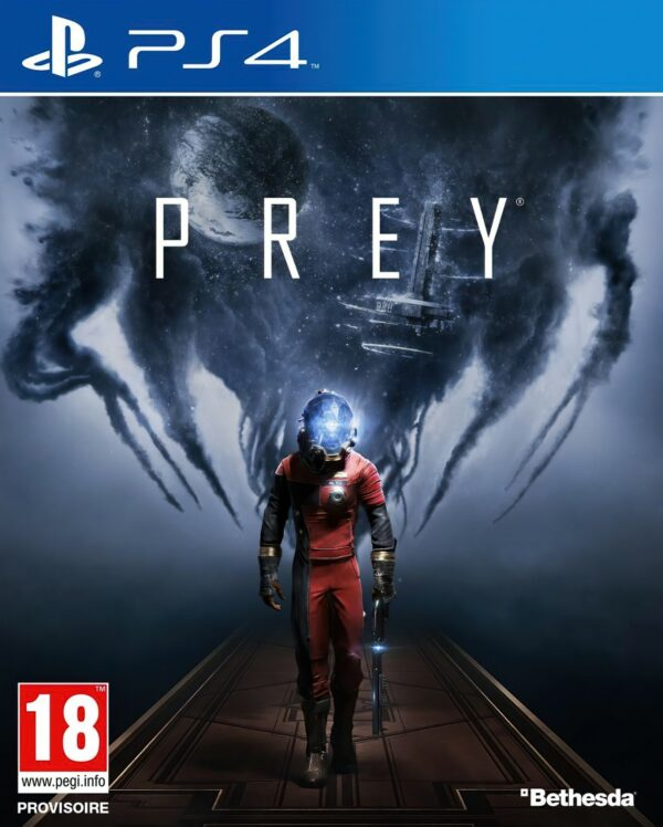 Prey PS4 1