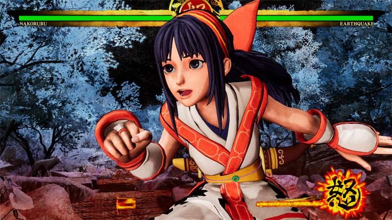 Samurai Showdown 2019 4