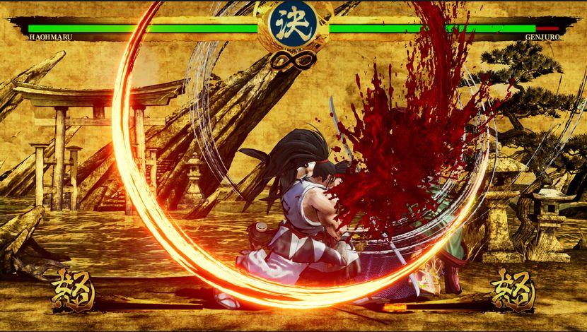 Samurai Showdown 2019 2