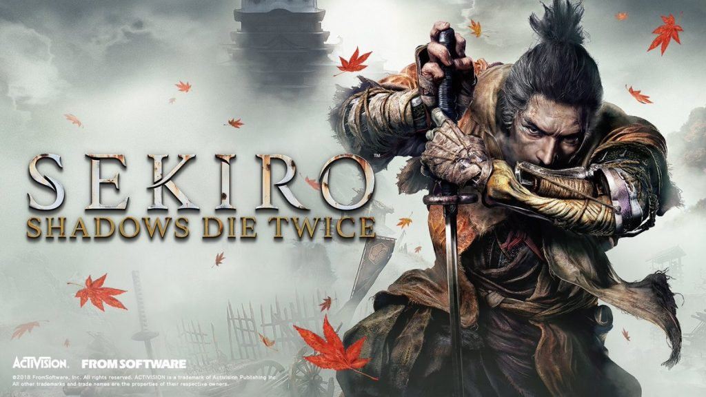 Sekiro Shadows Die Twice 2