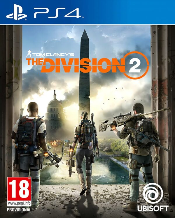 The Division 2 PS4 1