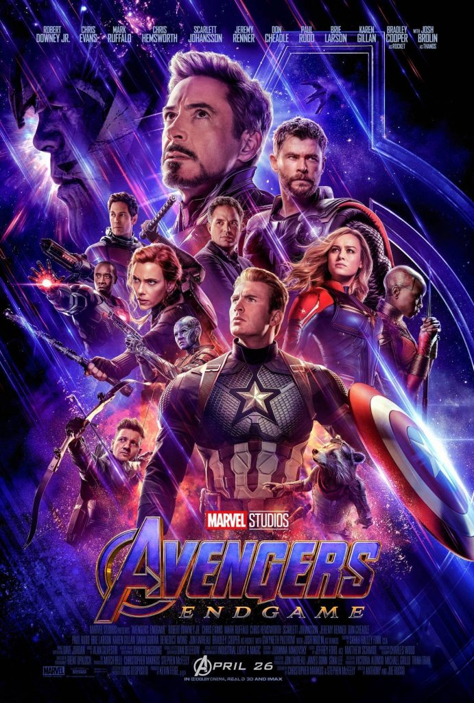 Avengers End Game - Nouvelle Bande-Annonce 3