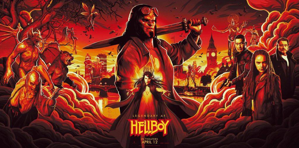 Hellboy Nouvelles Bande-Annonces 1