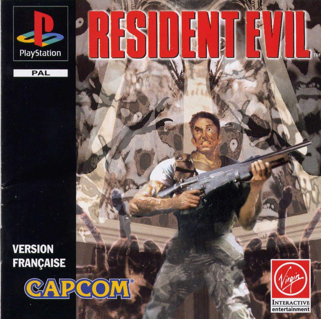 Resident Evil inspiré par Frédérick Raynal ? 2
