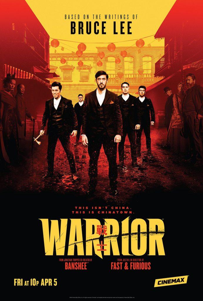 Warrior Cinemax Series 2