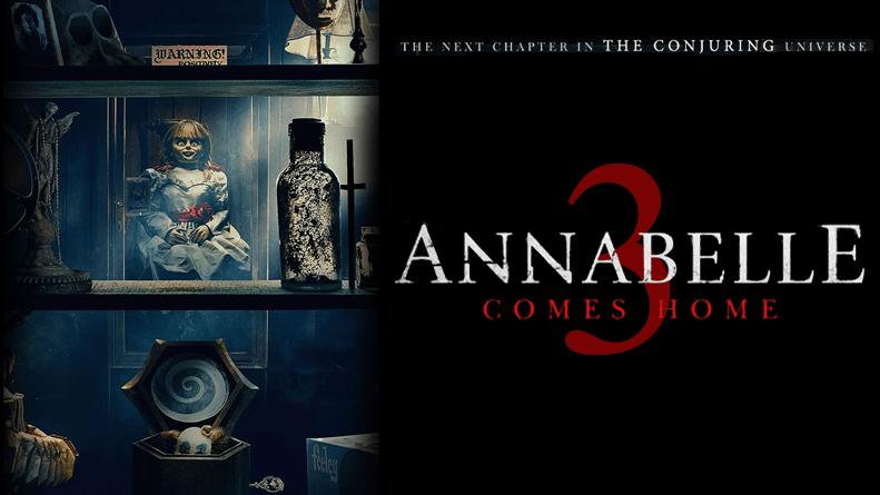 Annabelle 3 - Bande-Annonce 1