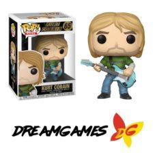 Figurine Pop Rocks 65 Kurt Cobain Teen Spirit