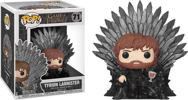 Funko Pop Deluxe Game of Thrones 71 Tyrion Lannister 1