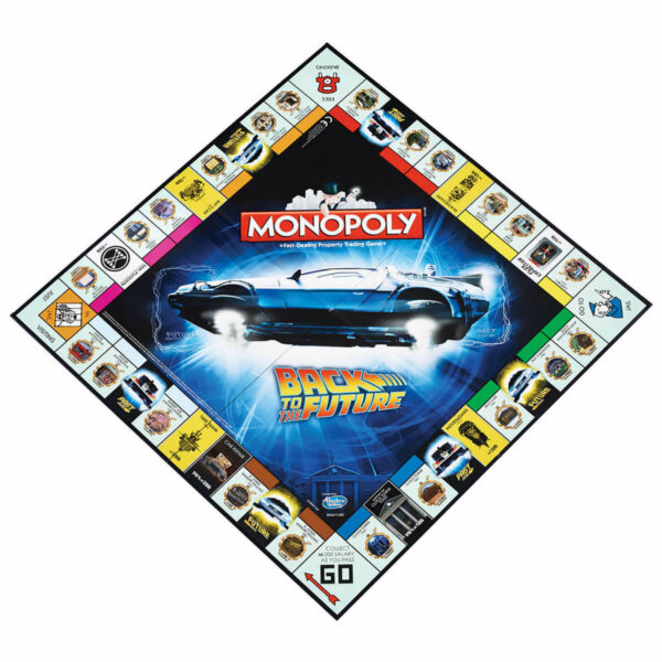 Monopoly Back to the Future Trilogy Edition 3
