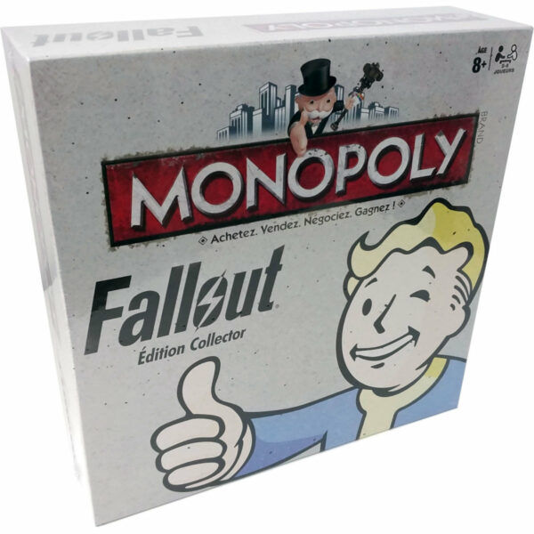 Monopoly Fallout Edition Collector 1