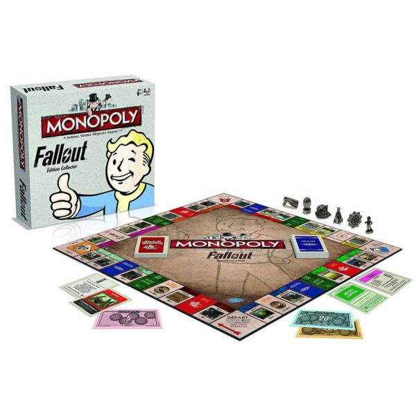 Monopoly Fallout Edition Collector 2