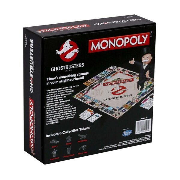 Monopoly Ghostbusters Version UK 3