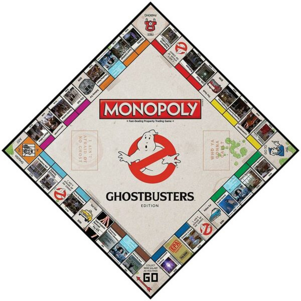 Monopoly Ghostbusters Version UK 5