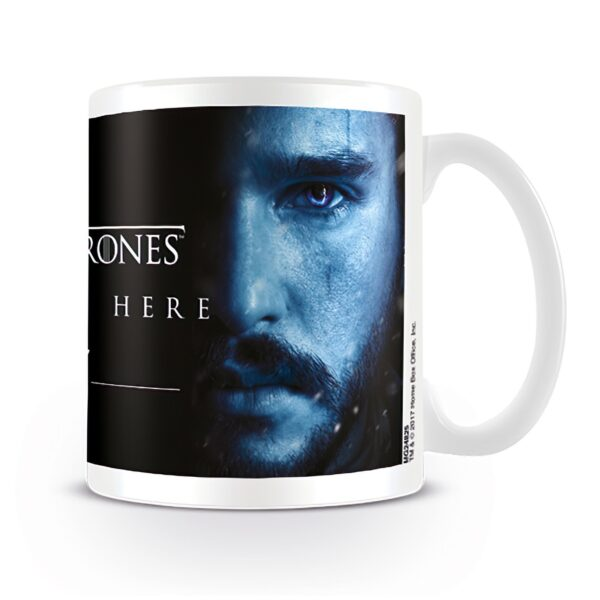 Mug 315ml Game of Thrones Winter Is Here - Jon 1