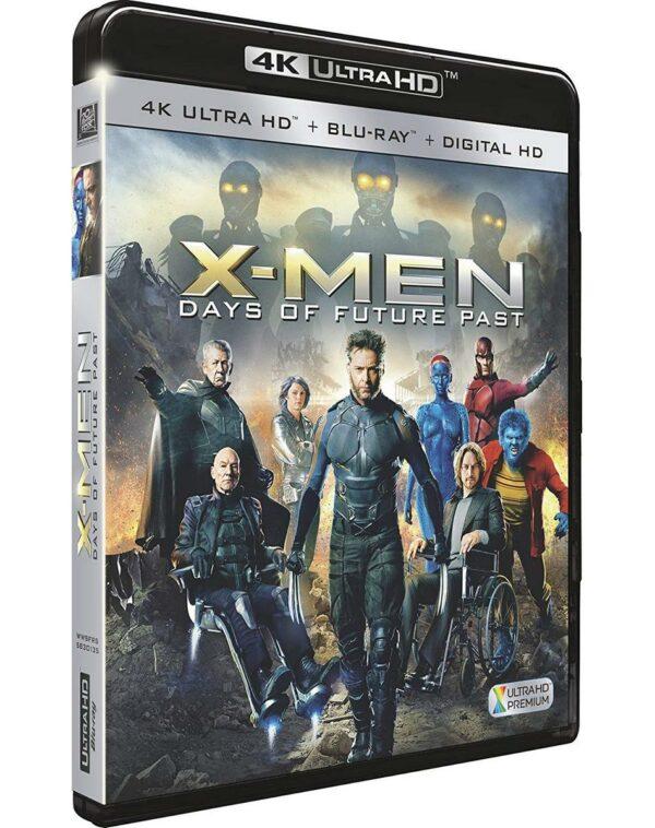X-Men Days of Future Past BluRay 4K + BluRay 1080p 1