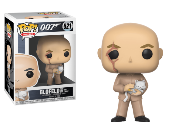 Funko Pop! 007 Blofeld 521 1