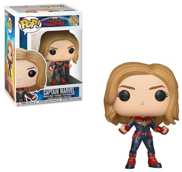 Funko Pop! Captain Marvel 425 1