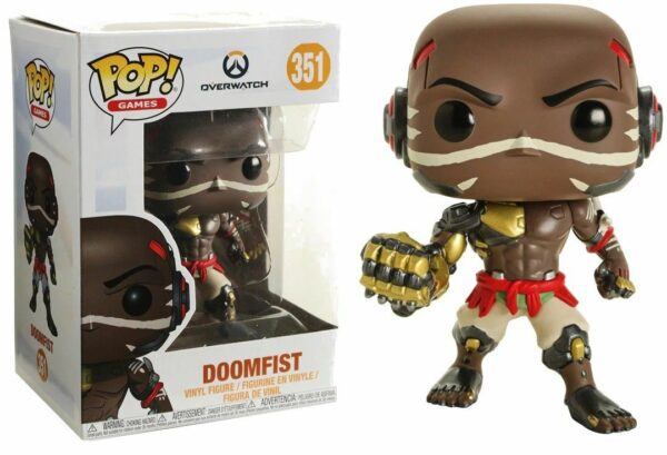 Funko Pop! Overwatch 351 Doomfist 1