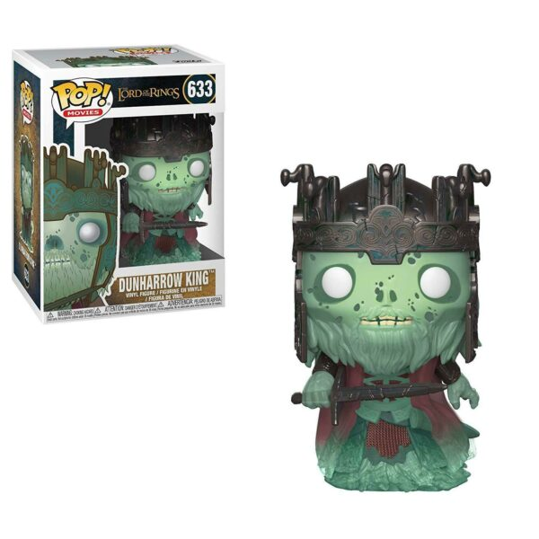Funko Pop! The Lord of the Rings 633 Dunharrow King 1
