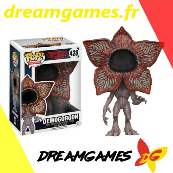 Figurine Pop Stranger Things 428 DEMOGORGON 1