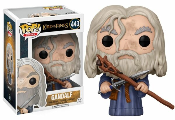 Funko Pop! The Lord of the Rings 443 Gandalf 1