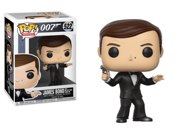 Funko Pop! 007 James Bond 522 1