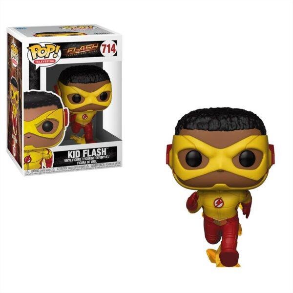 Funko Pop! The Flash 714 Kid Flash 1