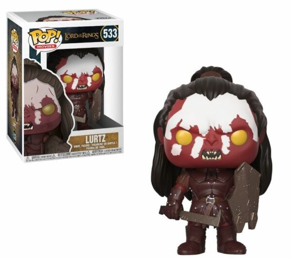 Funko Pop! The Lord of the Rings 533 Lurtz 1