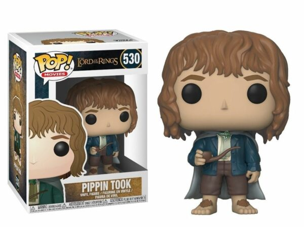 Funko Pop! The Lord of the Rings 530 Pippin Took 1
