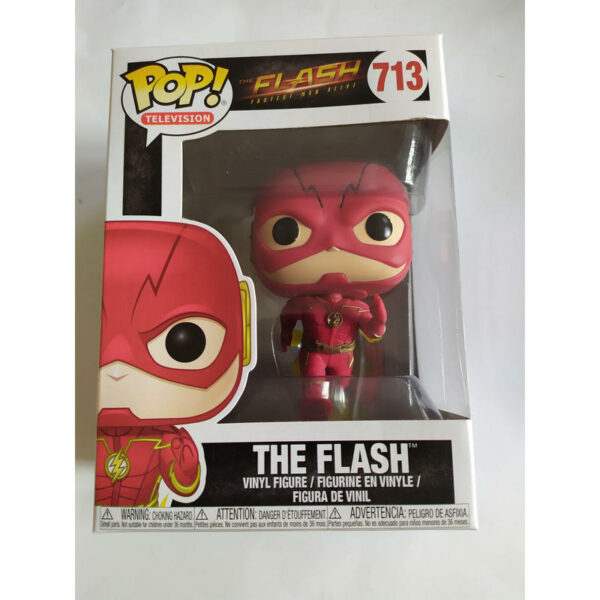 Funko Pop! The Flash 713 The Flash (not mint) 2