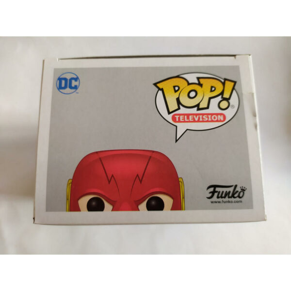 Funko Pop! The Flash 713 The Flash (not mint) 3