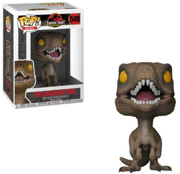 Funko Pop! Jurassic Park 549 Velociraptor 1
