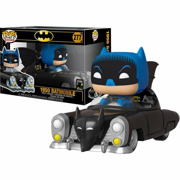 "Funko Pop! ""Rides"" Batman 1950 Batmobile 1"