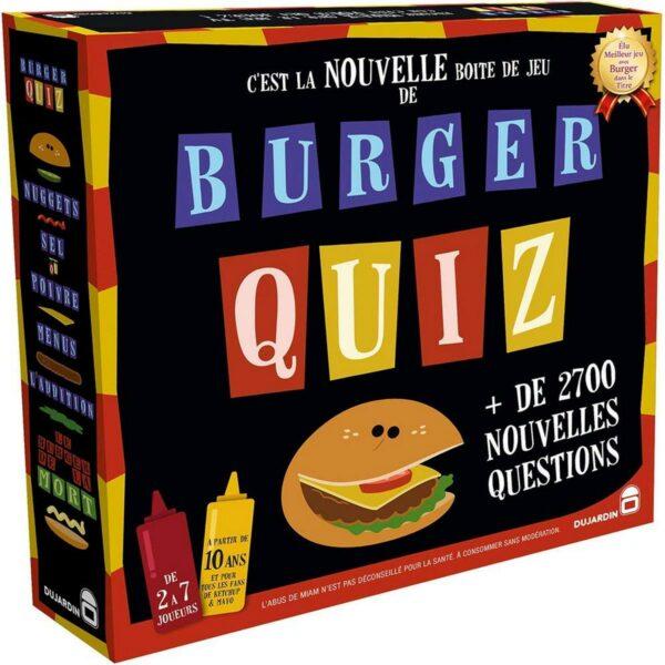 Burger Quiz Edition 2018 1