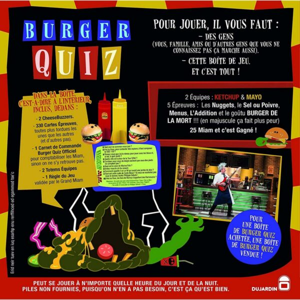Burger Quiz Edition 2018 4