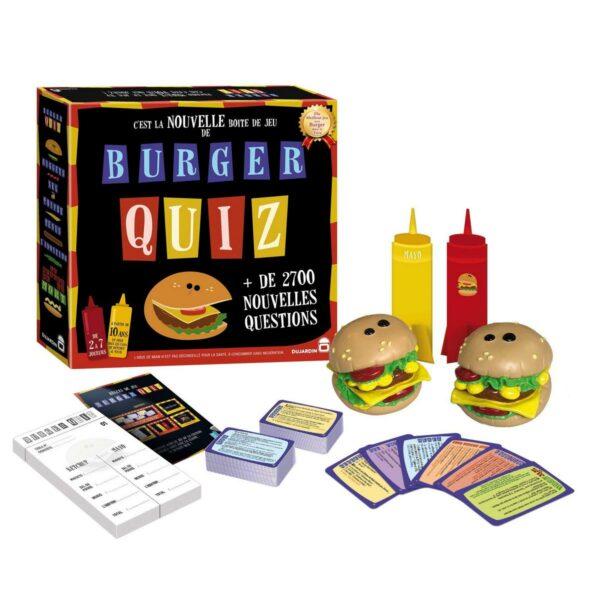 Burger Quiz Edition 2018 2