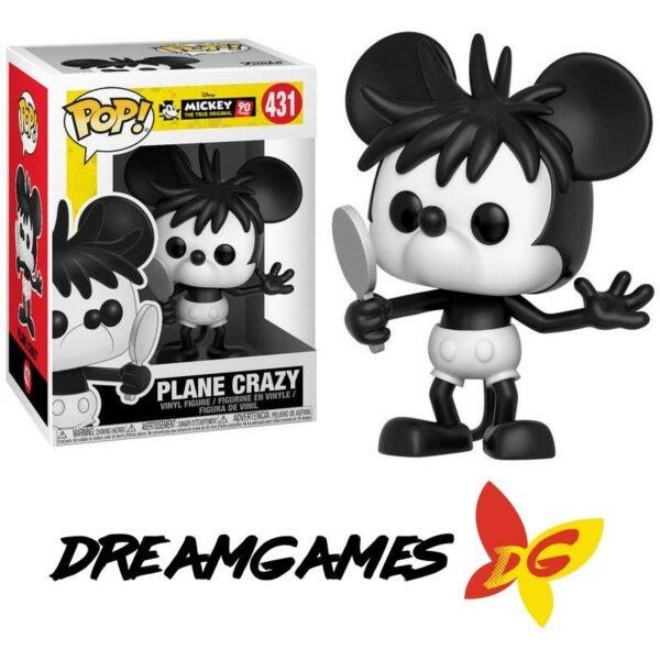Figurine Pop Mickey 431 Plane Crazy