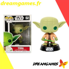 Figurine Pop Star Wars 02 Yoda