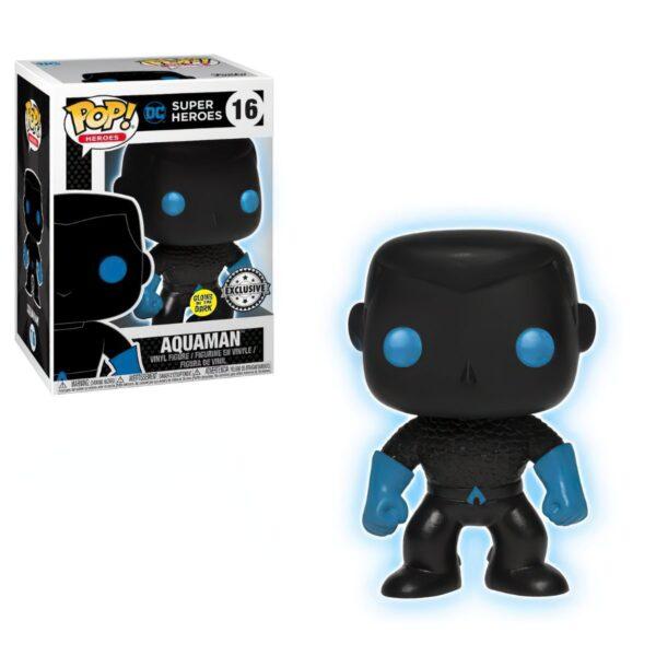 Funko PoP! DC Super Heroes 16 AQUAMAN Silhouette 1