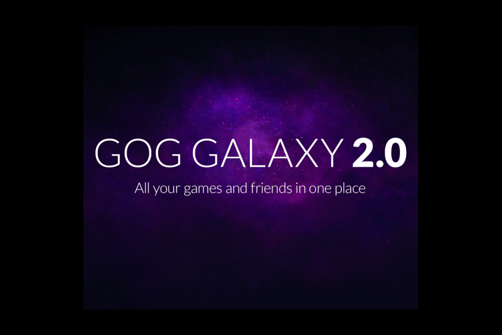 GOG GALAXY 2.0 Beta 1