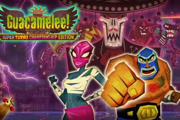 Guacamelee! Super Turbo Championship Edition 10
