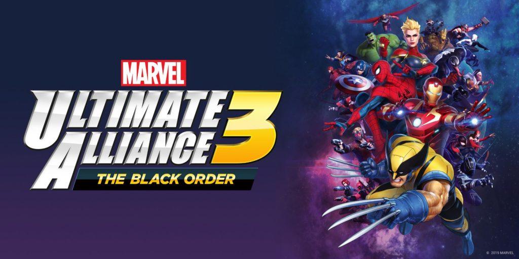 Marvel Ultimate Alliance 3 The Black Order 1