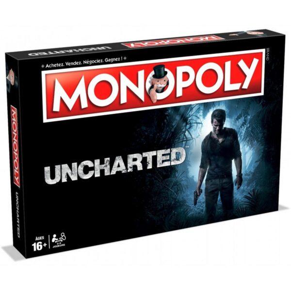 Monopoly Uncharted 1