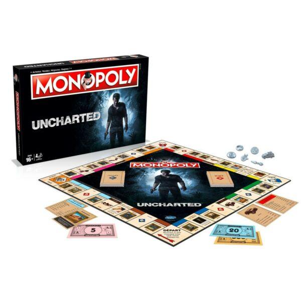 Monopoly Uncharted 2